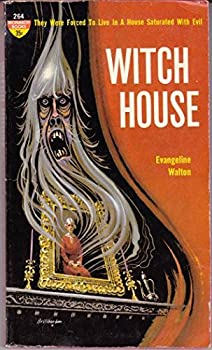 Witch House by Evangeline Walton horror book reviews