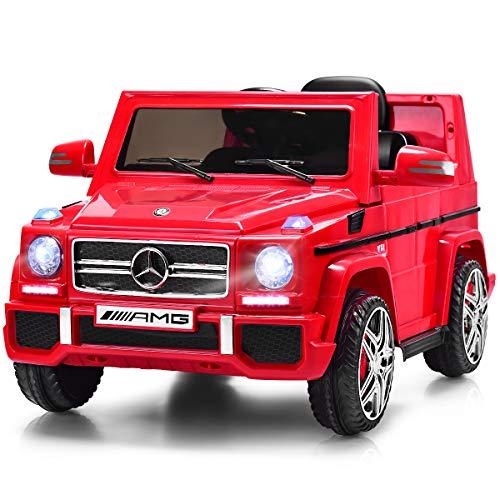 Costzon Kids Ride On Car, Licensed Mercedes