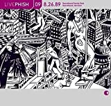 Live Phish Vol. 9: 8/26/89, Townshend Family Park, Townshend, Vermont by Elektra / Wea (2002-04-16)