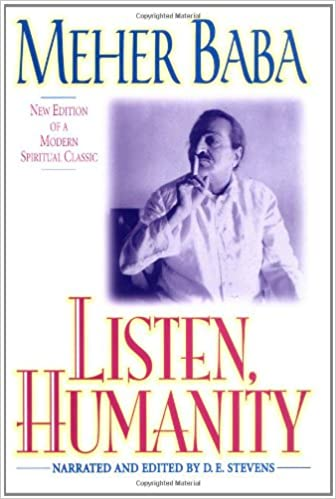 Listebn Humanity Meher Baba Book Audio online