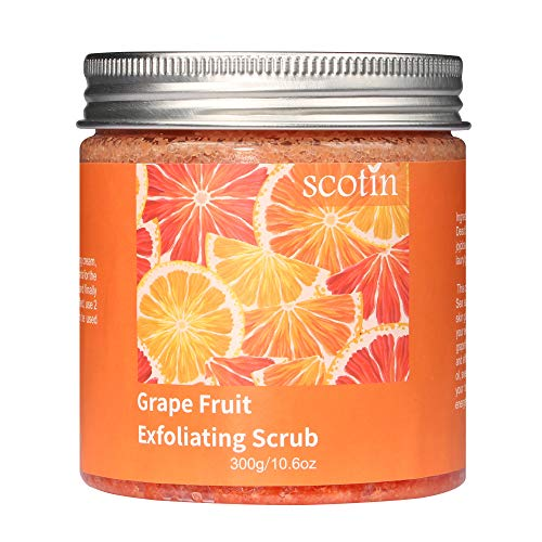 Organic Exfoliating body scrub