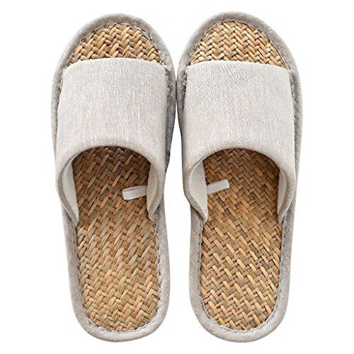 Hausschuhe DWW Sommer Indoor MA LAN Gras Schuhe Wasserdicht Rutschfeste Atmungsaktive Schuhe Pattern 3