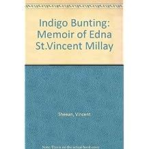 INDIGO BUNTING MEM ED