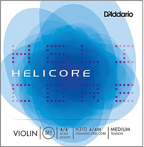 D'Addario Helicore 4/4 Size Violin Strings
