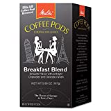 Melitta - One:One Coffee Pods, Breakfast Blend, 18 Pods/Box 75421 (DMi BX