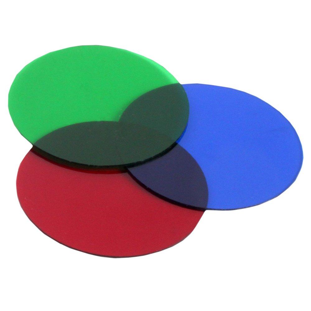 Sightmark H840 / SS2000 / H2000 Filtros rojo, azul y verde