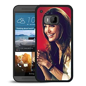 Angelina Jolie Durable High Quality HTC ONE M9 Phone Case