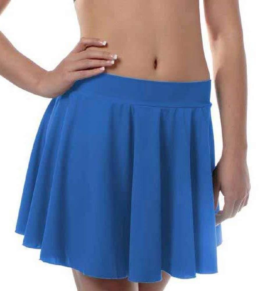 Girls Irish Dance Skirt X-Large Blue by B Dancewear Child Sizes by Bailar Dancewear
