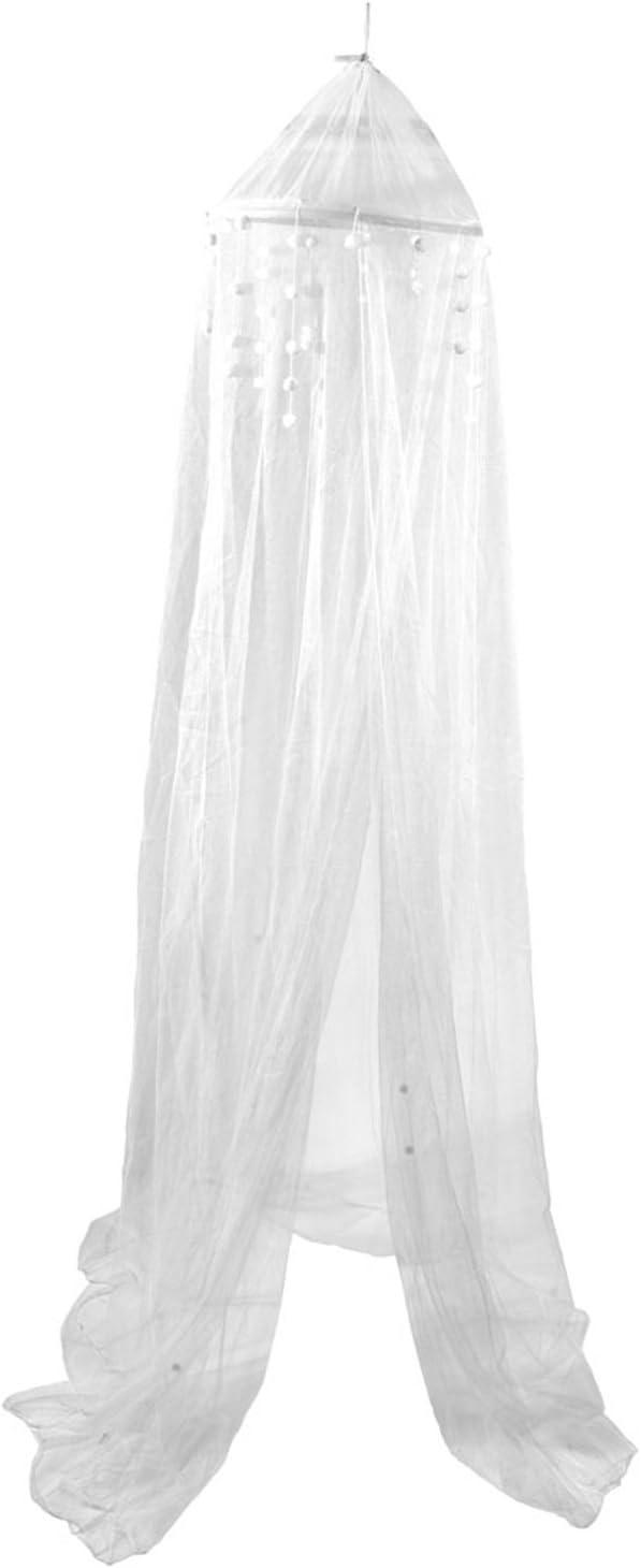 Bieco 60.0307//00 Ciel de lit Blanc