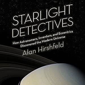 Starlight Detectives Audiobook