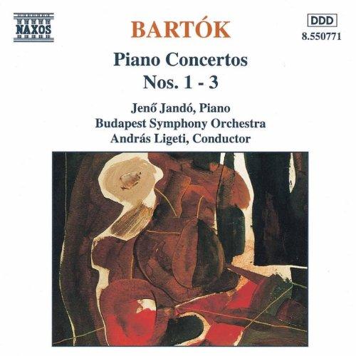 Bartok: Piano Concertos Nos. 1...