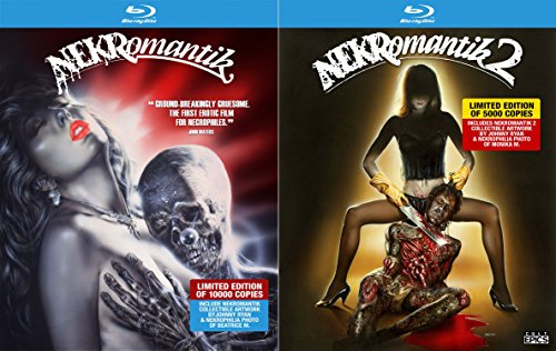 Nekromantik Collection 1 & 2 [Blu-ray]