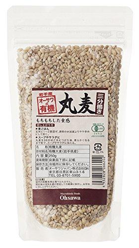 Osawa organic pearl barley (3 minutes per) by Osawa Japan