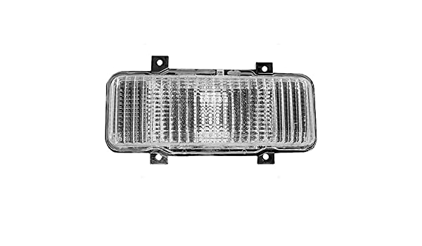 Aftermarket Replacement Passenger Park Signal Front Marker Light Compatible with 1980 C//K Pickup Truck Suburban Jimmy Blazer 914808