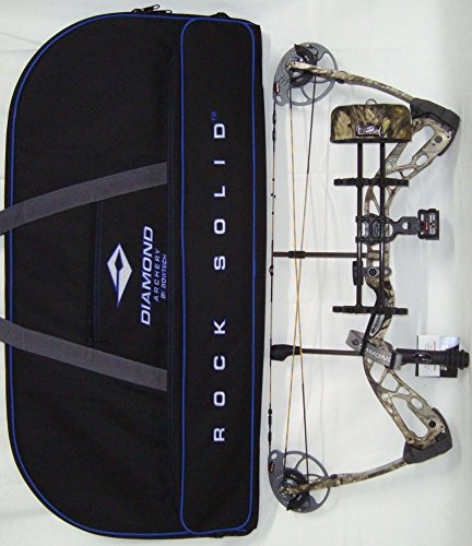 NEW 2017 Diamond by Bowtech Infinite Edge SB-1 Camo BOW Pack