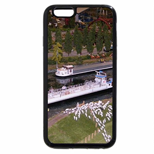 iPhone 6S / iPhone 6 Case (Black) modelmaking