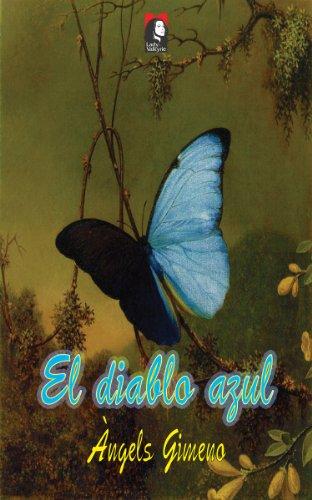 El diablo azul (Colección Romance y Fantasía) (Spanish Edition) by [Gimeno