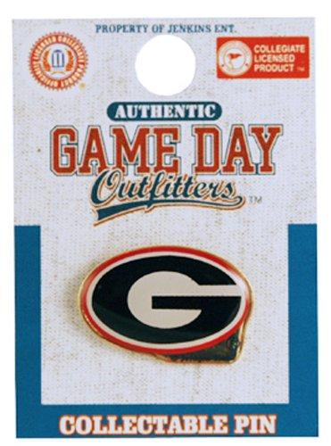 - NCAA Georgia Bulldogs Logo Lapel Pin