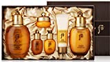 The history of Whoo Gongjinhynag In Yang Special Set of Balancer(SkinToner, 150ml) and Lotion(110ml) with Travel-sized Gifts