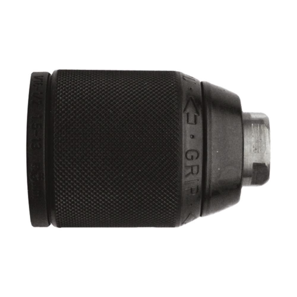 5/Mandrin auto-serrant avec verrouillage mono-bague 1//2 x 20 UNF Makita 763196 capacit/é 1,5//à/13/mm