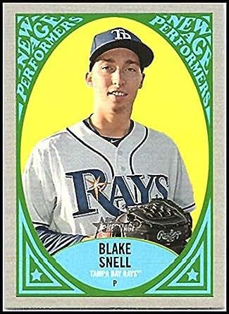 2019 Donruss Baseball Dominators #10 Blake Snell //999
