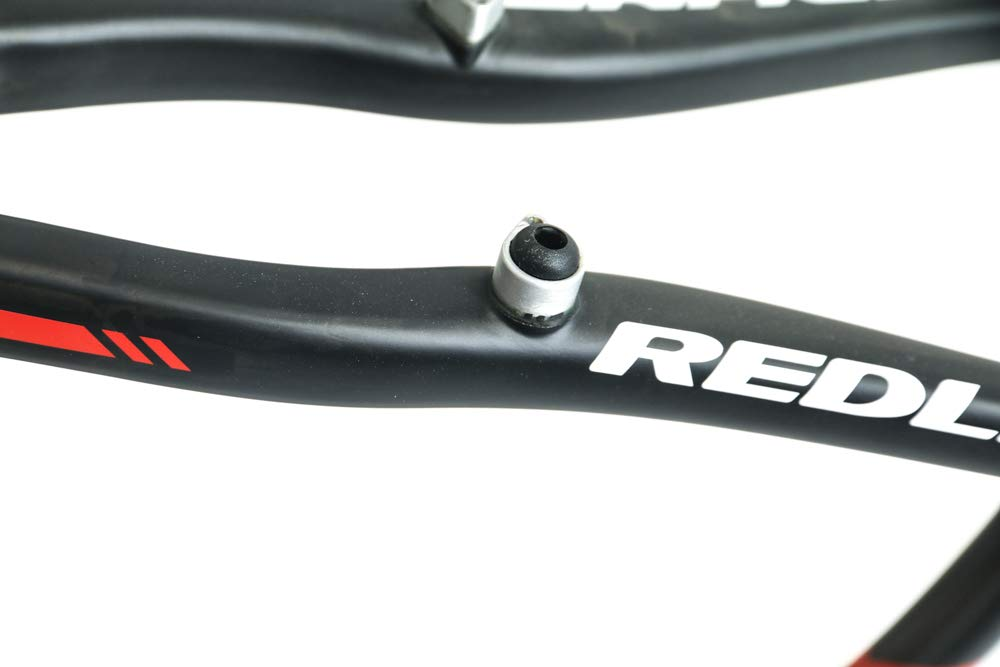 Redline Conquest Team Disc//Canti 51cm Carbon Cyclocross CX Bike Frame 700c New
