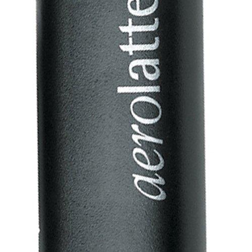 aerolatte Milk Frother with Storage Tube, Black