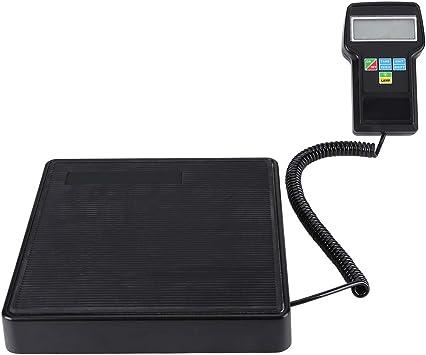 100 kg Gewichte f/ür A//C Elektronische Waage f/ür K/ältemittel Elektronik Waage Pr/äzisions-Kalibrierung Gewichtskalibrierung