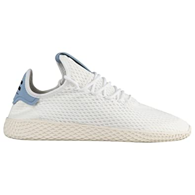 adidas Originals Mens Pharrell Williams Human Race WhiteWhiteBlue 4 ...