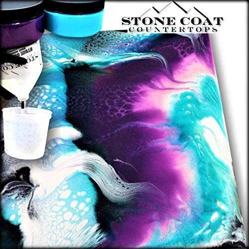 Stone Coat Countertops Epoxy (2 Gallon) Kit by Stone Coat Countertops (Image #9)