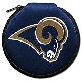 NFL St. Louis Rams CD/DVD Case