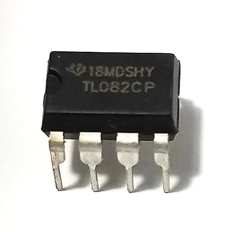 Texas Instruments TL082CP amplificador operacional (Pack de ...