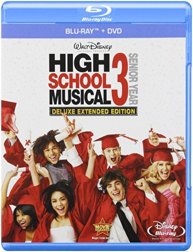 High School Musical 3: Senior Year (Deluxe Extended Edition) [Blu-ray] by Buena Vista Home Video