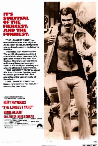The Longest Yard POSTER Movie (27 x 40 Inches - 69cm x 102cm) (1974) (Longest Yard Poster)
