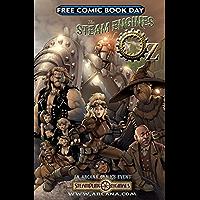 FCBD The Steam Engines of Oz (English Edition)