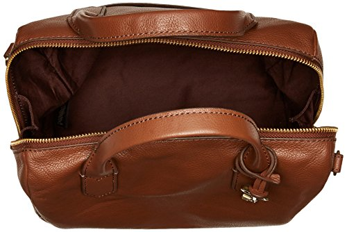 Handbag Satchel Fiona Medium Brown Fossil wYZ0fAnqxa