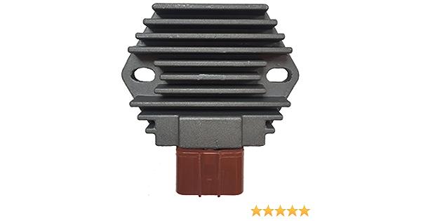 Motadin Voltage Regulator Rectifier for Honda 31600-HN5-671 31600-HM7-003 31600-HM7-830 SH683-12 SH638-12
