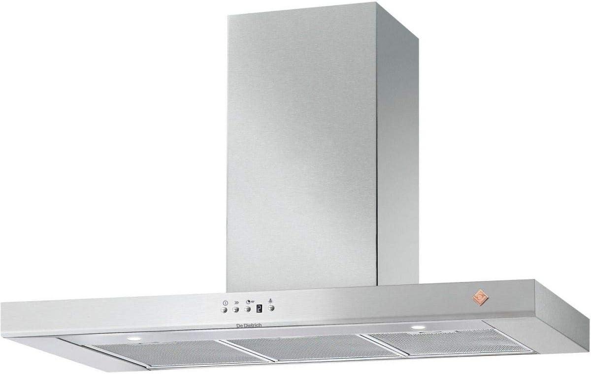 De Dietrich DHB7931X - Campana (702 m³/h, Canalizado/Recirculación, A, A, C, 60 dB): Amazon.es: Hogar