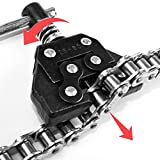 Chain Breaker/Cutter For #25-60 Roller Chains\ Motorcycle\ Bicycle\ Go Kart\ ATV\ Chains Replacing