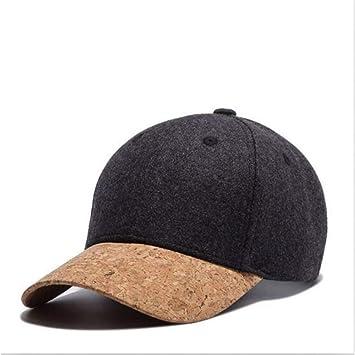 YPORE Nuevo Corcho Moda Simple Hombre Mujer Sombrero Sombreros ...