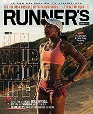 Runner's W