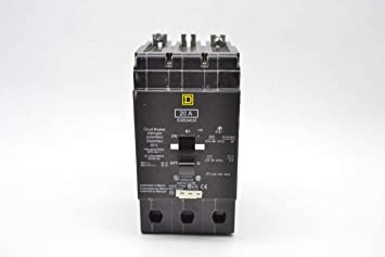 EGB34020 Lighting Circuit Breaker 35K Rated, Square D - Magnetic ...
