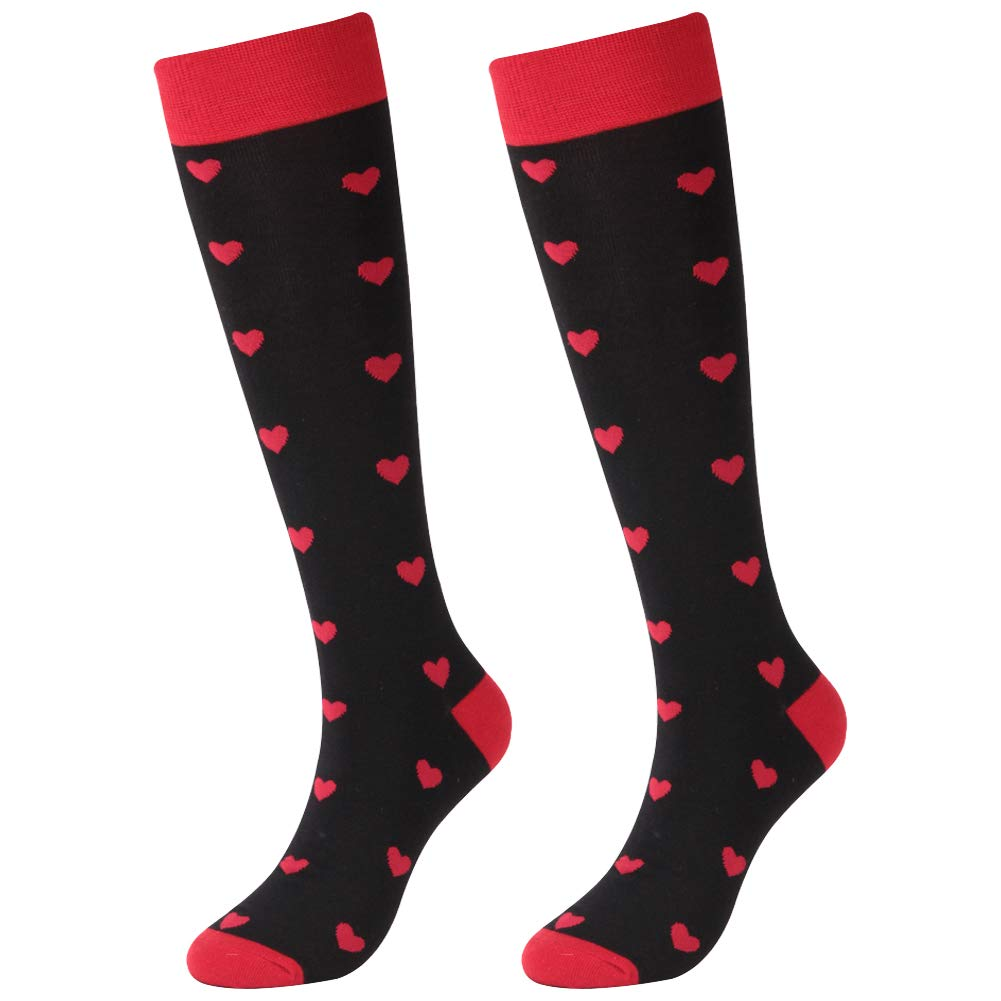 Suttos Heart SOCKSHOSIERY メンズ レディース B07D7B26T4 2 Pattern Pairs- Heart Pairs- Flag Pattern 2 Pairs- Heart Flag Pattern, The Hatter:b70f9293 --- mail.tastykhabar.com