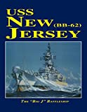 img - for USS New Jersey book / textbook / text book