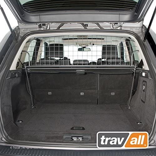 Travall Guard Compatible with Land Rover Range Rover Sport 2005-2013 TDG1199 – Rattle-Free Steel Vehicle Specific Pet Barrier