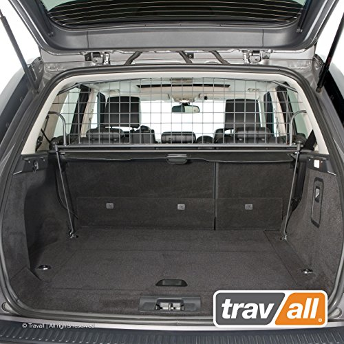 Travall Guard Compatible with Land Rover Range Rover Sport (2005-2013) TDG1199 - Rattle-Free Steel Pet Barrier