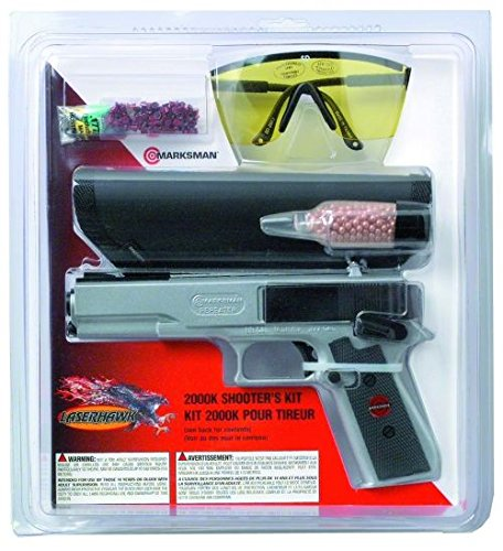 2000k Laserhawk Shooters Kit by Marksman