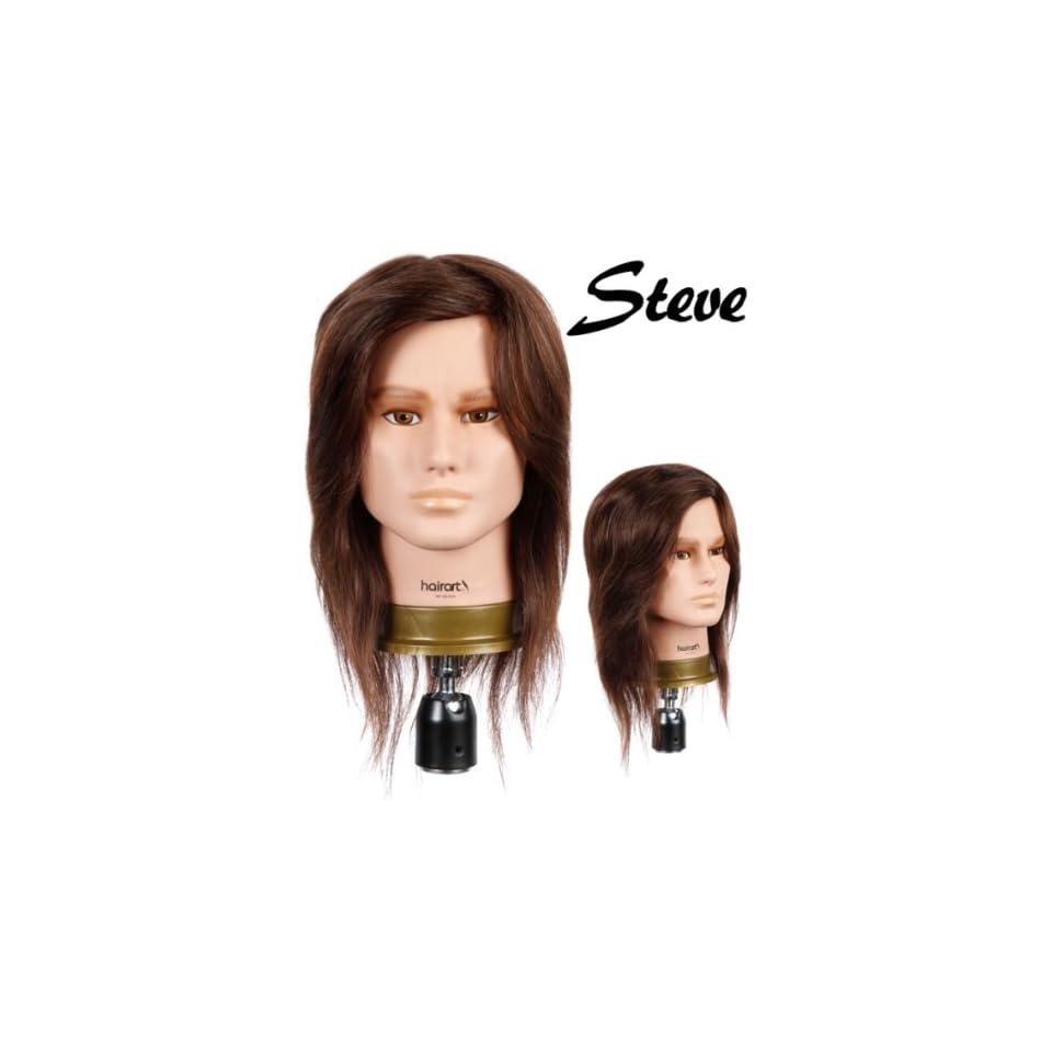 Hairart Steve 6 8 Deluxe Mannequin Head (4310)