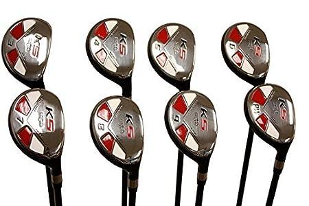 Senior damas palos de Golf híbrido 55 + años de la mano ...