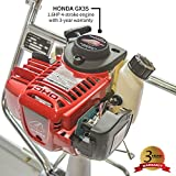 TOMAHAWK 1.8 HP Honda Gas Vibrating Concrete